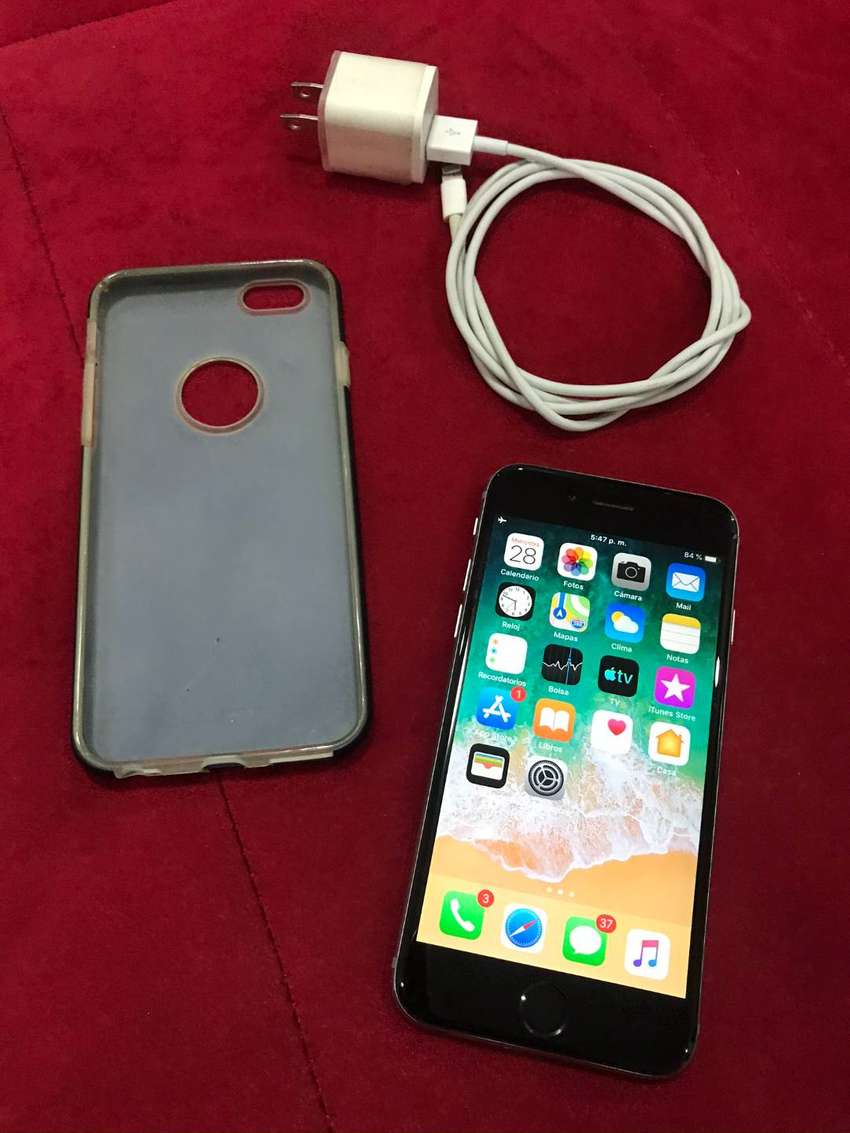 apple iphone 6 gris - 32gb 0