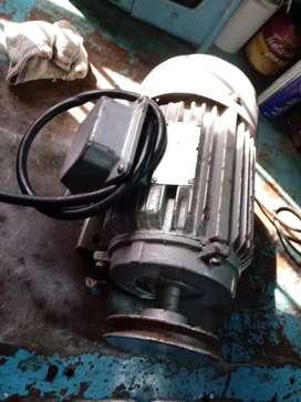 Motor Trifacico 1Hp Perfecto Funcionamiento