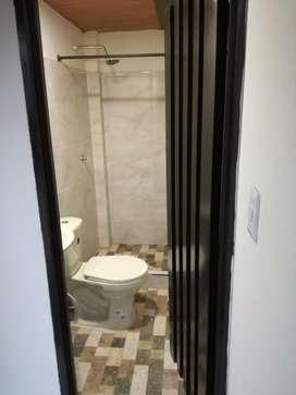 Arriendo habitación con baño