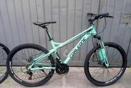 Bicicleta En Aluminio Todo Terreno SHIMANO 21 C  Rin 29. 27.5 y 26 GARANTÍA 1 AÑO