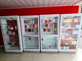 Muebles para tienda de Celulares y/o Accesorios
