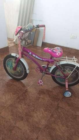 Venta de bicicleta para niño(a)