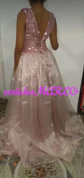 Alquiler de vestidos de 15 años MARLO