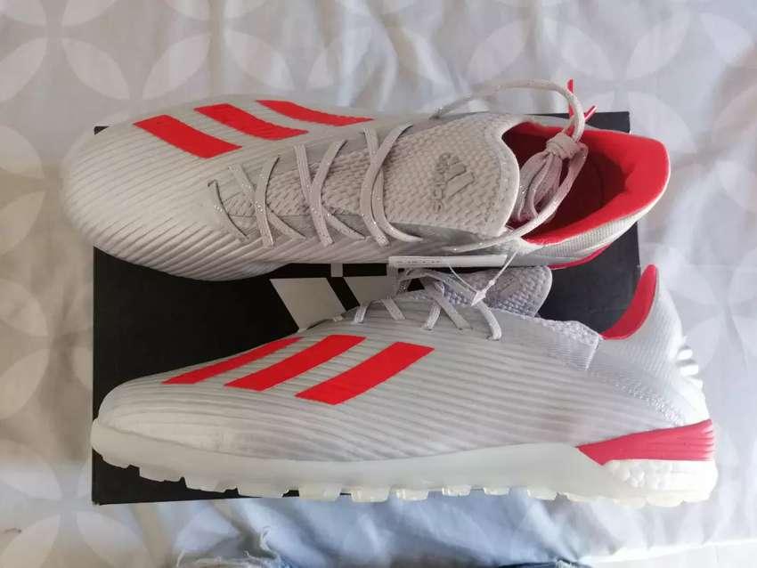 Zapatillas adidas X 19.1 original talla 9.5 americano 0