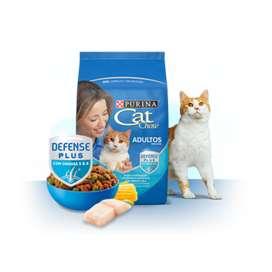 Cat Chow Pescado 8 Kg Comida De Gato