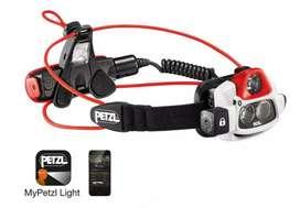 Linterna petzel.meo+ con Bluetooth 750 lumenes