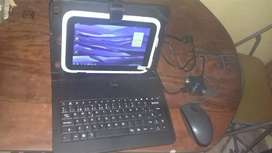 Tablet windows8 con teclado 20gb interna