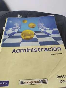 Libro administración