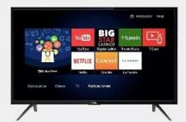 Vendo Televisor TCL DE 55 PULGADAS SMART IMPECABLE CON CONTROL LO LIQUIDO ESCUCHO OFERTA