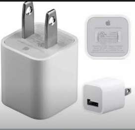 Cargador Original iPhone + Cable De Datos Y Carga Magnetico