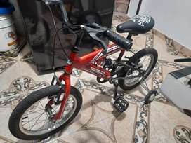 Vebdi bicicleta de niño