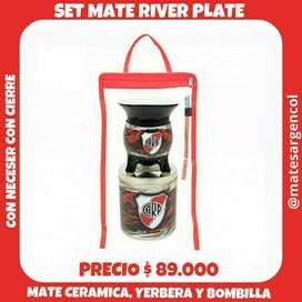 SET MATE ARGENTINO DE RIVER PLATE !