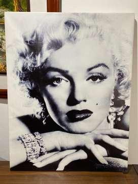 Cuadro Marilyn Monroe