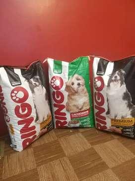Alimento para mascotas Ringo