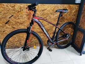 Bicicleta JASPER Profit 9 velocidades NUEVAS RIN 29 modelo 2021