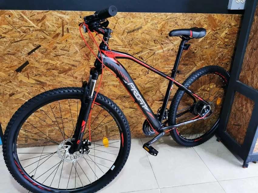 Bicicleta JASPER Profit 9 velocidades NUEVAS RIN 29 Garantizadas