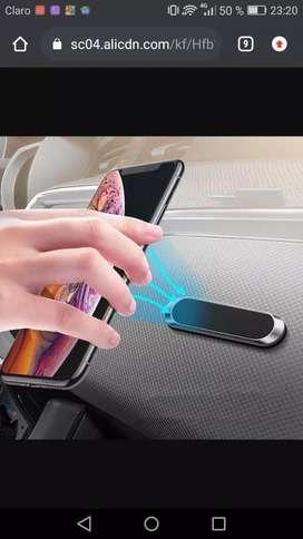Sujetador para celular
