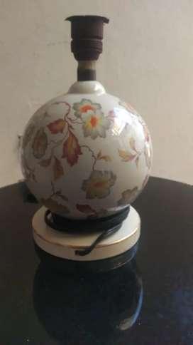 Lámpara muy antigua Babaria