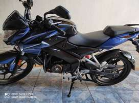 Vendo Impecable Rouser ns150