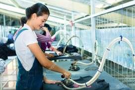 Personal para Remate, Plancha y Empaque - Fabrica Textil