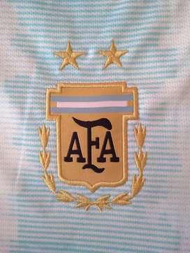 Camiseta Argentina selección 2019 $4000