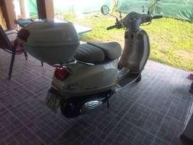 Zanella Styler 150cc igual a 0km