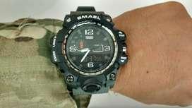 Reloj Táctico Multifunción, para Hombre