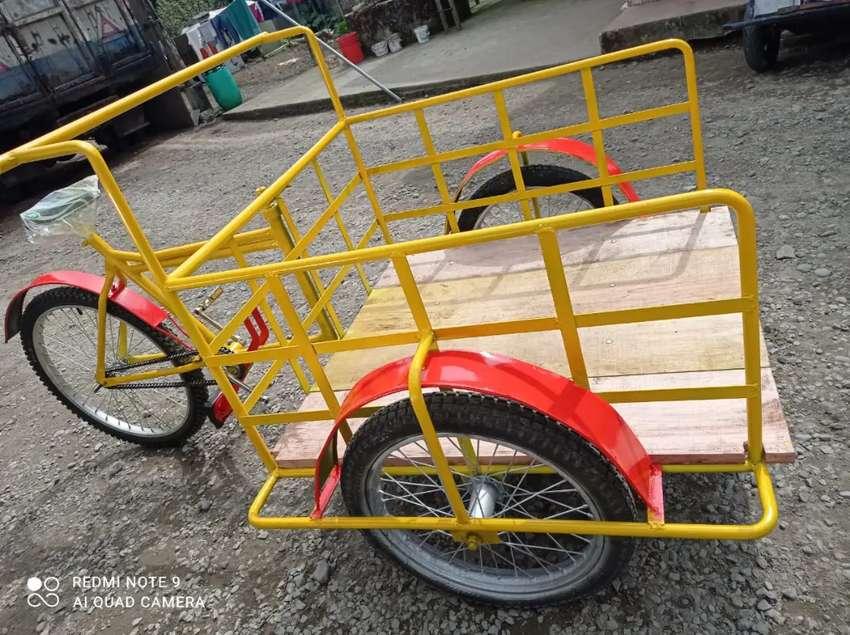Triciclo de carga 0