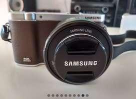 Cámara Samsung Nx-3000