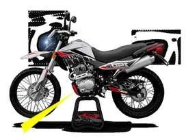 VENDO CUBRE CARTER moto cross 150 -200  ORIGINAL