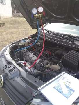 Refrigeración del automotor