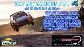 Tour wrc Argentina 2020