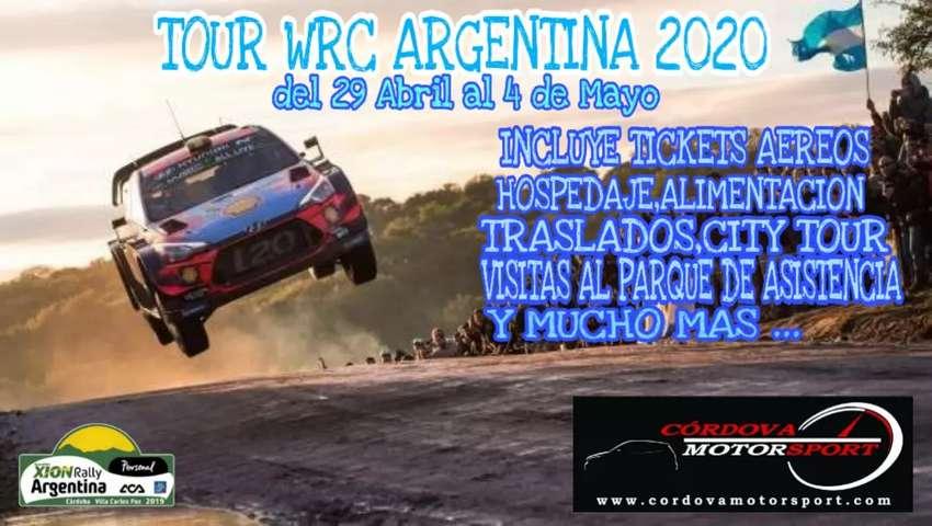 Tour wrc Argentina 2020 0