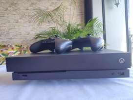 Xbox one X De 1tb