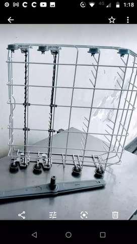 Canasto para lavavajilla