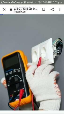 REPARACIONES DE PLOMERIA ELECTRICIDAD TELEFONIA ETC