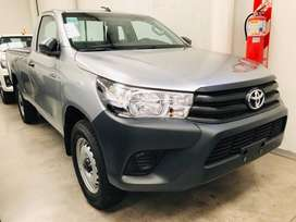 HILUX 2.4 DX CABINA SIMPLE 0KM
