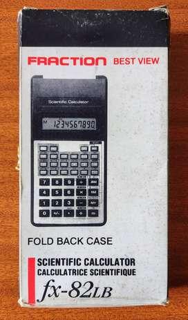 Calculadora Científica Fx-82 LB