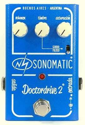 Pedal Sonomatic Doctordrive 2 Od