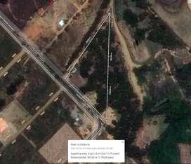 VENTA LOTE CAMPESTRE PARCELAS SAN SILVESTRE Lote 4 Ubicación: Mesa de Los Santos Área: 5.000 M2