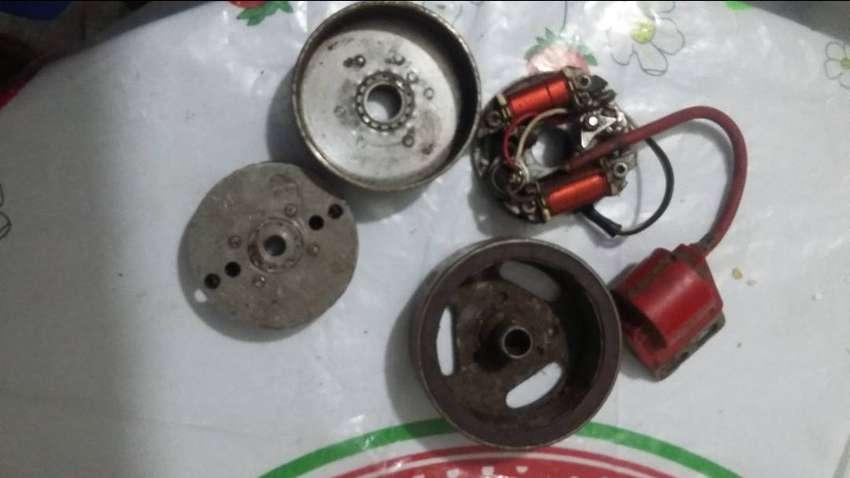 bobinas, magneto y embrague 0