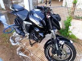 Vendo Yamaha Fz a inyección lujo de andar !!
