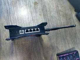 Router Repetidor de alta potencia marca 3bumen