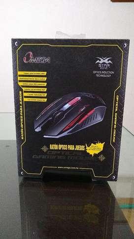 Mouse Gamer con Cable Nuevos
