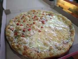 Soy pizzero me ofrezco
