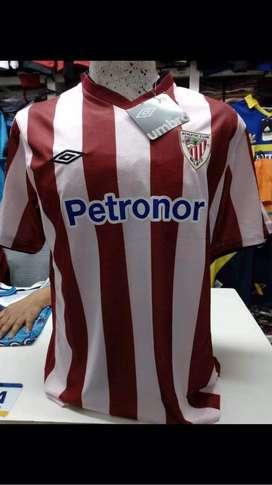 Camiseta at bilbao españa importada