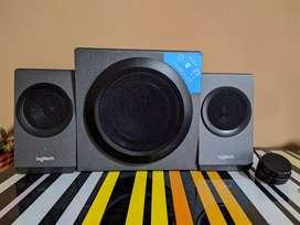 Sistema de sonido 2.1 Logitech z337 80w bluetooth entrega inmediata