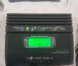 Controlador de carga solar MPPT 12V / 25Amp / 300Watt