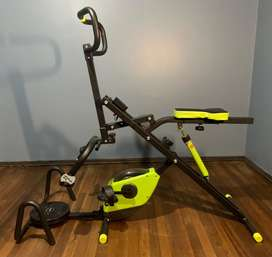 Total Body Crunch / Abdominal / Bicicleta