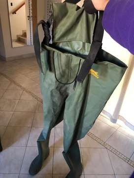 WADER - pantalon con botas